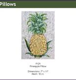 Canvas PINEAPPLE PILLOW  P129