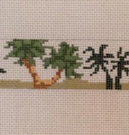 Canvas PALM TREES BELT  GB10