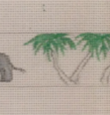 Canvas ELEPHANT PARADE  B46