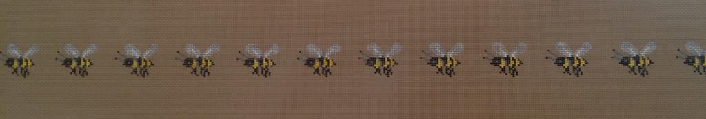 Canvas BEES BELT  B7