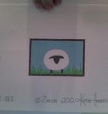 Canvas SHEEP  ZE183