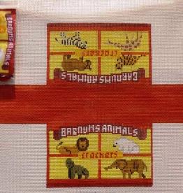 Canvas ANIMAL CRACKERS TRUCK  E2L