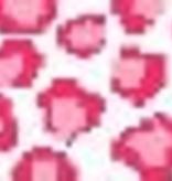 Canvas SALE  -  PINK LEOPARD BUCKLETTE  BL350   REG $72