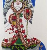 Canvas ELEGANT SANTA  XS7075
