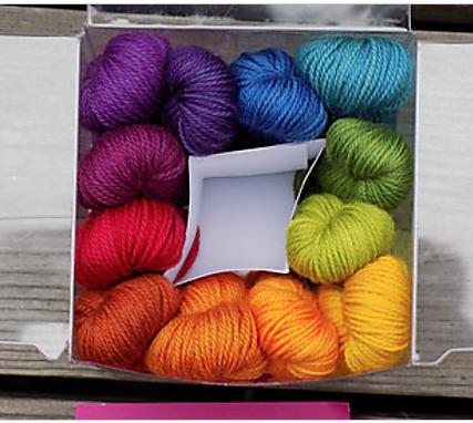 Yarn PRISMATIC MINI MINI BOX
