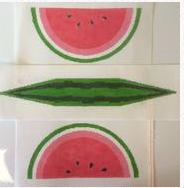 Canvas WATERMELON PURSE  RD003