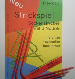 Needles NEKO CURVED DPN #1.5