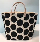Accessories 65 SOUTH BAG - NAVY DOTS