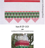 Canvas TREES 3D BOX  CP001