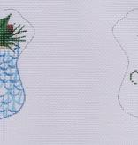 Canvas BABY'S 1ST CHRISTMAS - BOY  XM84
