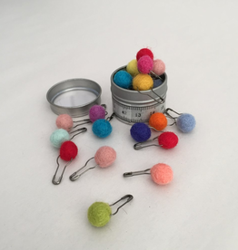 Accessories TIN OF COLORED LOCKING MARKERS