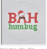 Canvas BAH HUMBUG  CR03
