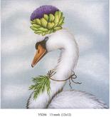 Canvas ARTICHOKE SWAN  VS266
