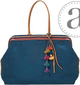 Accessories ATENTI PIONEER BAG -  BLUE MOON