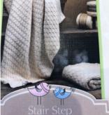 Yarn STAIR STEP BABY BLANKET KIT