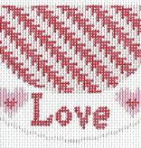 Canvas LOVE KISS  KO6A