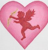Canvas CUPID HEART  OM251