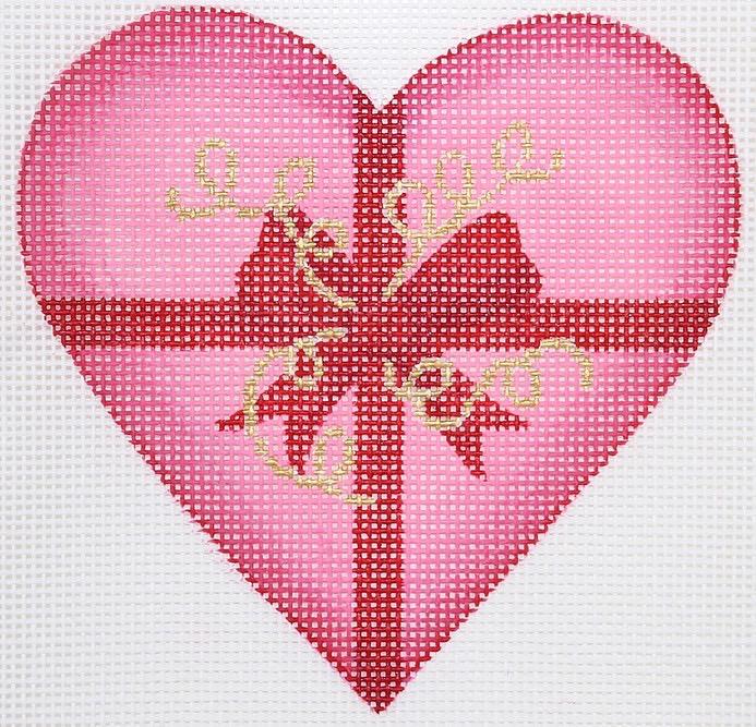 Canvas VALENTINE BOX HEART  OM257