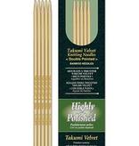 Needles dpn #5 clover velvet