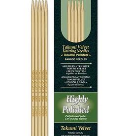 Needles dpn #11 clover velvet