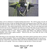 Class TIPS AND TRICKS 2-23-14