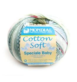 Yarn COTTON SOFT  -  MONDIAL