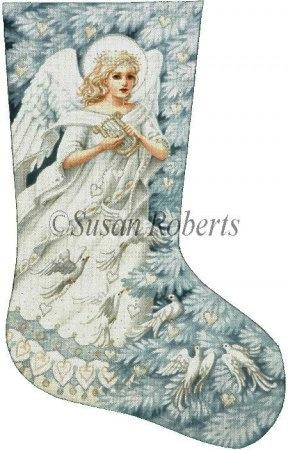 Canvas ENCHANTED ANGEL  TTAXS307