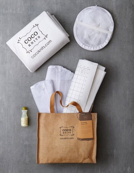Accessories SWEATER CARE KIT- COCOKNITS