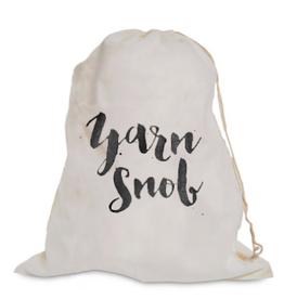 Accessories YARN SNOB PROJECT BAG