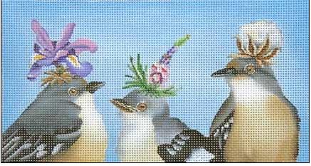 Canvas BABY MOCKINGBIRDS  VS104