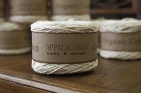 Yarn ORGANIC COTTON CHUNKY APPALACHIAN BABY