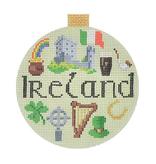 Canvas TRAVEL ROUND - IRELAND KB1319