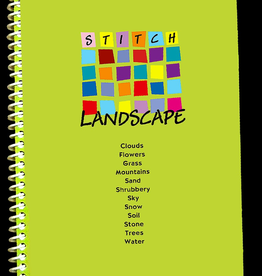 Books STITCH LANDSCAPE