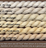 Fibers Silk and Ivory    NATURAL