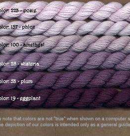 Fibers Silk and Ivory    WISTERIA