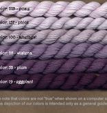 Fibers Silk and Ivory    AMETHYST