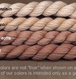 Fibers Silk and Ivory    CLAY