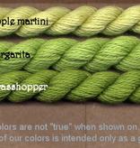 Fibers Silk and Ivory    GRASSHOPPER