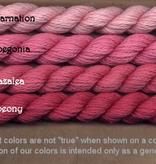 Fibers Silk and Ivory    BEGONIA