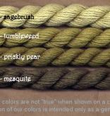 Fibers Silk and Ivory    TUMBLEWEED