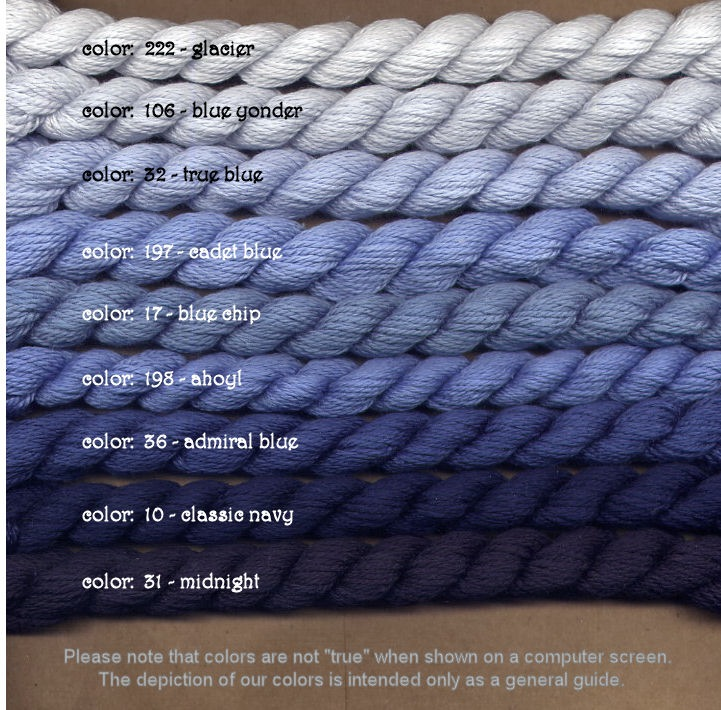 Fibers Silk and Ivory    GLACIER