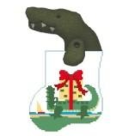 Canvas ALLIGATOR PACKAGE WITH GATER  CM367