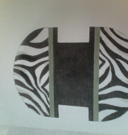 Canvas ZEBRA COIN POUCH DL977