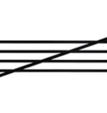 """Needles DPN #5  6"""" KARBONZ"""