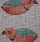 Canvas FANTASY BIRD CLIP ON BIRD  300H