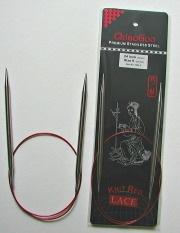 "Needles CIRC LACE #8 40"" CHIAOGOO"
