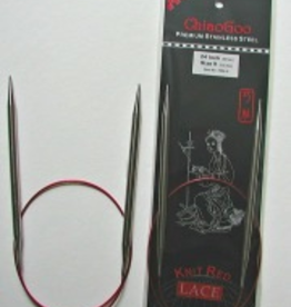 "Needles CIRC LACE #0 24"" CHIAOGOO"