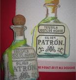 Canvas PATRON BOTTLE  F101