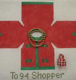 Canvas SHOPPER TOPPER  TO94