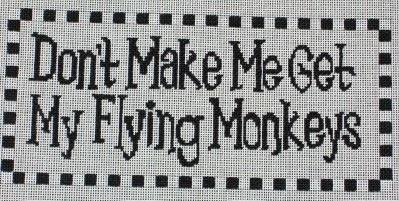 Canvas FLYING MONKEYS  CP1